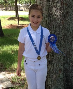 HDS High Point Junior at Intro Level May 2014